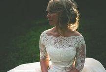 Wedding dress / Ideas for my dress