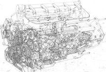 Cutaways - Machines - Tech