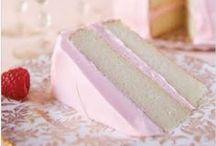 Cakes / by Kristen Veverka