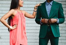 Engagement Session Outfit Inspiration / Outfit inspiration for your engagement session!