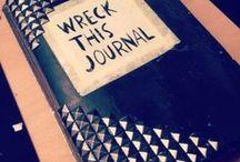 Nyírd ki ezt a naplót! Kreatív ötletek