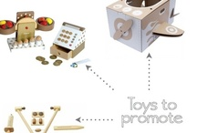 Toys for Little Ones / by Amber (Happiness is Eva)