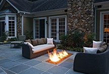 Outdoor Living Spaces / by Breanne Davis