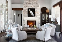 Pretty Spaces  / by Ellebright Designs