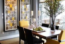 Dining Room Brilliance / by Breanne Davis