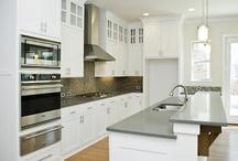 Kitchen Inspiration / Lovely ideas for my dream kitchen. / by Breanne Davis