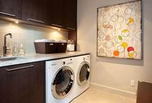 Laundry Mudroom Ideas / by Breanne Davis
