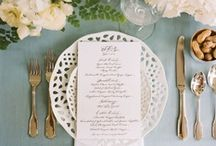 classic wedding inspiration  / by Courtney Spencer