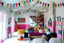 Favorite Spaces / by Lisa McGarvey