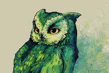 Feeling Owly / I love owls!
