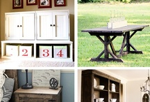 Projects Galore! / by Collette Hicken