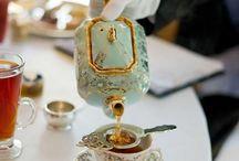 Tea party / by Rebecca Humphrey