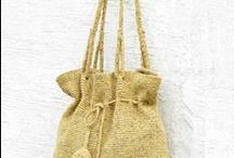 Crocheted Bags & Purses