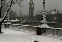 London Calling / by Ginger H