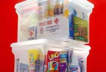 Stock it/Emergency Ready / needs for an emergency / by Collette Hicken