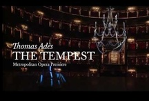 "Inspired by the new ""Tempest"" / In the Met's upcoming new production of Ades's ""The Tempest,"" Robert LePage creates a fantastical adaptation of Shakespeare's iconic play.