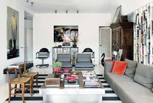 living rooms / by Laura Beth Wilkerson