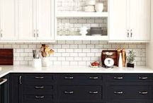 kitchen + dining / by Laura Beth Wilkerson