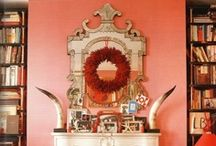 mantels / by Laura Beth Wilkerson