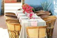place settings / by Laura Beth Wilkerson