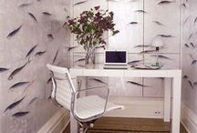 office spaces / by Laura Beth Wilkerson