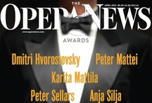7th Annual Opera News Awards (2012) / by Met Opera Guild (MOG)