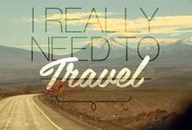 My Favourite Travel Sayings / Travel sayings to inspire