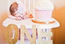 Baby's 1st Birthday / Birthday celebrations we love!