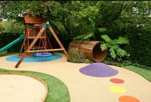 The Great Outdoors / Outdoor spaces that are great for the kiddies.