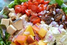 FOOD: Healthy Eating / new healthy food plans to lose weight and to stay healthy! / by Peg Nacrelli Graham