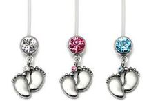Pregnancy Navel Jewellery