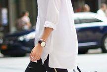 Fashion: White Shirts