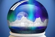 Snow Globes / by ~bell the cat~