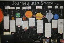 Astronomy! / The exploration of the cosmos, the universe at large, the solar system, constellations, phases of the moon, NASA missions, and more!