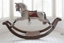 Rocking Horses / by ~bell the cat~