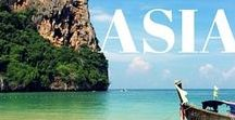 ASIA / Travel guides and inspiration around different parts of Asia - including Thailand, Malaysia and the Maldives.