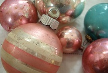 pink christmas / pink christmas