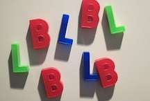 ELA: Alphabet / by Erin Lyons