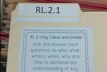 Common Core State Standards / by Erin Lyons