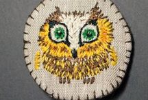 Craft and Stitchery / by My Owl Barn