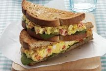 Food | Breakfast, Lunch & Dinner / Ideas for breakfast lunch and dinner... and trying to be healthy!