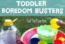 Kids | Activities / From rainy to sunny, preschool or home.. lots and lots of activities for kids!