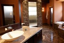 Bathroom Remodeling / At Republic West Remodeling, we specialize in luxury bathroom remodeling in Phoenix, Scottsdale and Paradise Valley. Our cabinets will transform your bathroom into an innovative, stylish living space.