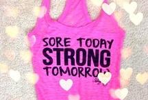 Fitness & Motivation / by Kayla L'Italien