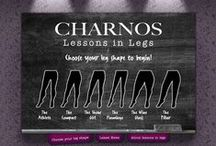 Lessons In Legs  / by Charnos Hosiery