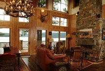 Fireplaces / by Natural Element Homes