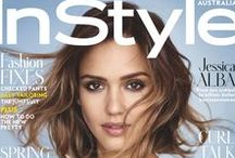 InStyle Cover Girls
