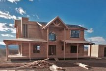 Under Construction / by Natural Element Homes