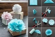 Gifting / Gifting ideas - wrapping paper - gifts - etc / by Emelie
