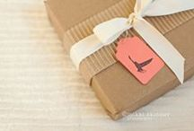 Kraft Paper Projects / by Emelie